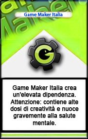 GameMakerItalia Avviso