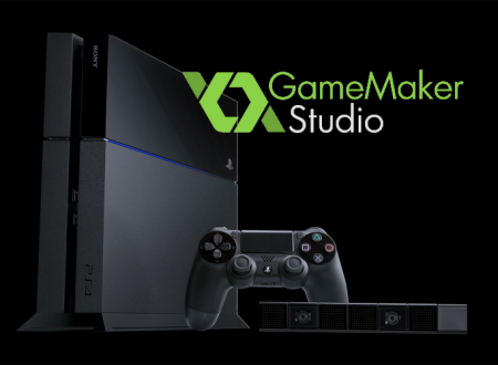 GameMaker Studio ora supporta PlayStation